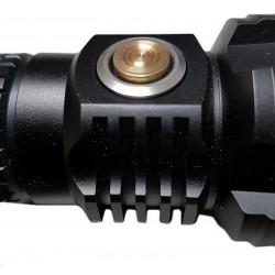 Krachtige LED Zaklamp | Oplaadbaar | 900lumen | Dimbaar | Militaire Tactical Lamp | KMFL010