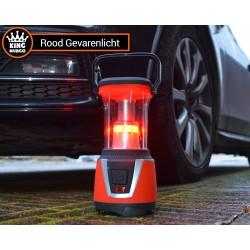 LED kampeerlamp + 2 hoofdlampen - Combi-deal Racefan No1 & Carbagerun Winter 2018