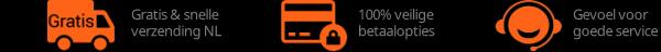 King Mungo Snelle Gratis levering | Veilig betalen | Gevoel voor uitstekende service
